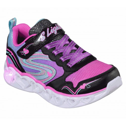 Skechers Heart Lights Kids