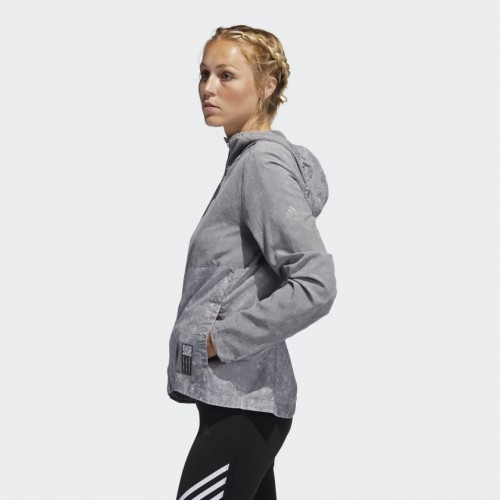 Adidas The Run Windjacke