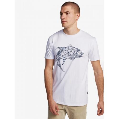 Quiksilver Fisch T-Shirt