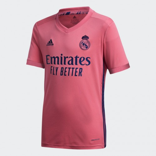 Adidas Real Madrid Auswärtstrikot 2020/2021 Kids
