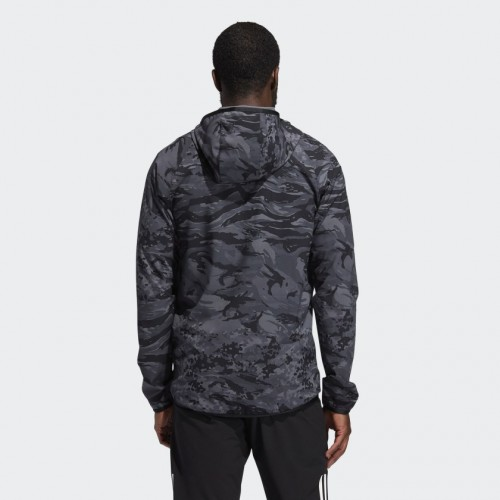 Adidas FREELIFT CAMOUFLAGE TRAINING KAPUZENJACKE