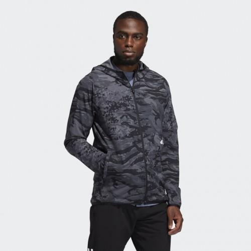 Adidas FREELIFT CAMOUFLAGE TRAINING KAPUZENJACKE